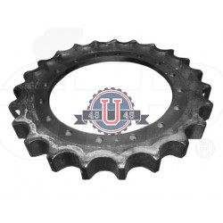Barbotins CATERPILLAR 6Y4898 - SPROCKET - TRACK