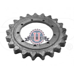 Barbotins CATERPILLAR 1404022 - SPROCKET