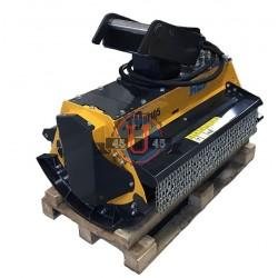 Tête de broyage forestière FEMAC Tête de broyage forestière T9 DF 105 REV pour mini pelle entre 6T et 12T