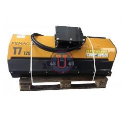 Tête de broyage T7 105 pour mini pelle entre 5T et 8T