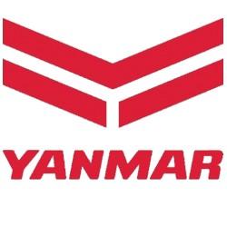 Pièces échappement YANMAR 106596 - TUYAU;CHAUFFAGE