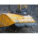 Tête de broyage T11 MZ 130 pour mini pelle entre 6T et 12T