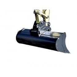 Godets de curage CANGINI BENNE Godet curage fixe 600 MM en a/r VERACHTERT CW05 pour minipelle entre 0,6-1,2T