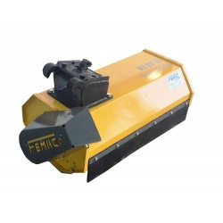 Tête de broyage TE80 FN pour mini pelle entre 1,2T et 2,5T