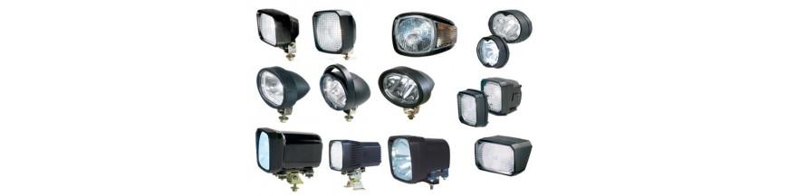 Pièces d'éclairage et signalisation